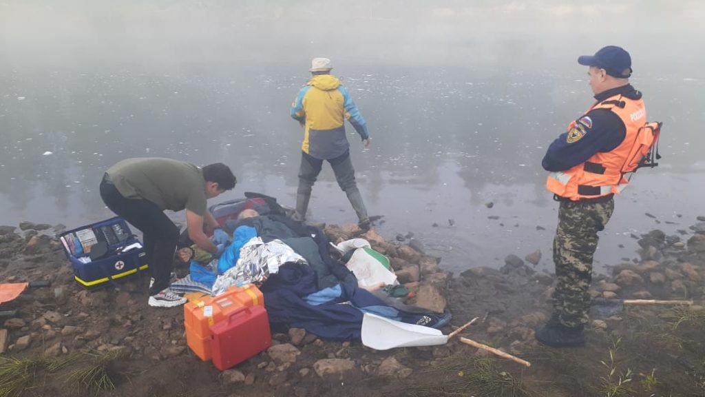 В Якутии чудом спасён мужчина с огнестрельным ранением