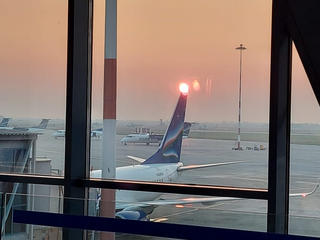 Продолжается реконструкция аэропортов Якутии - сроки не сорвать бы...