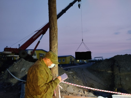 В Якутии на прииске погибли рабочие