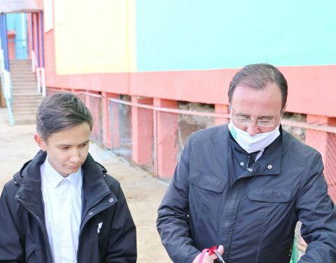 В Якутии детская школа искусств справила новоселье