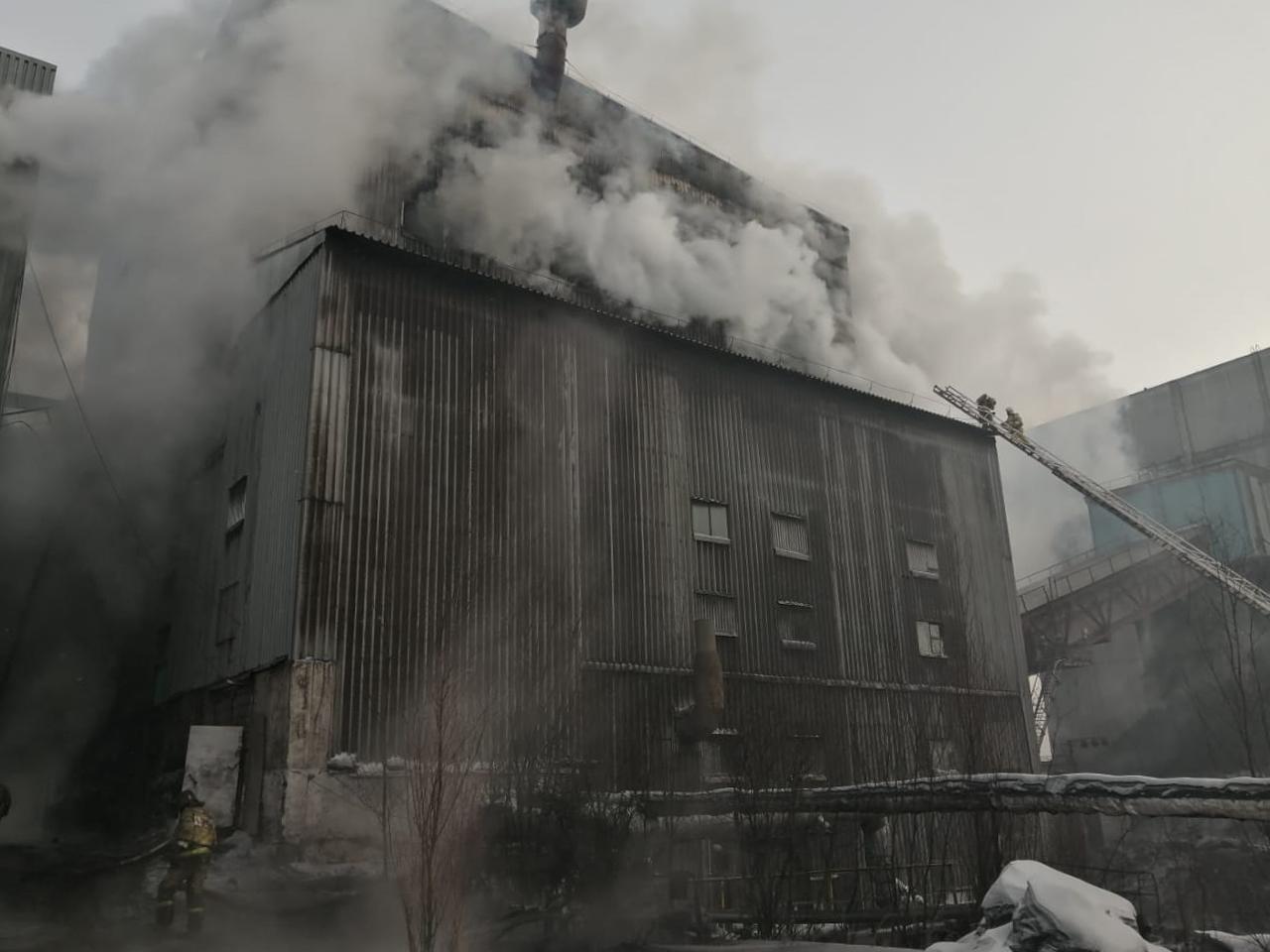 Пожар на ленточном конвейере купить фольксваген транспортер нижний новгород
