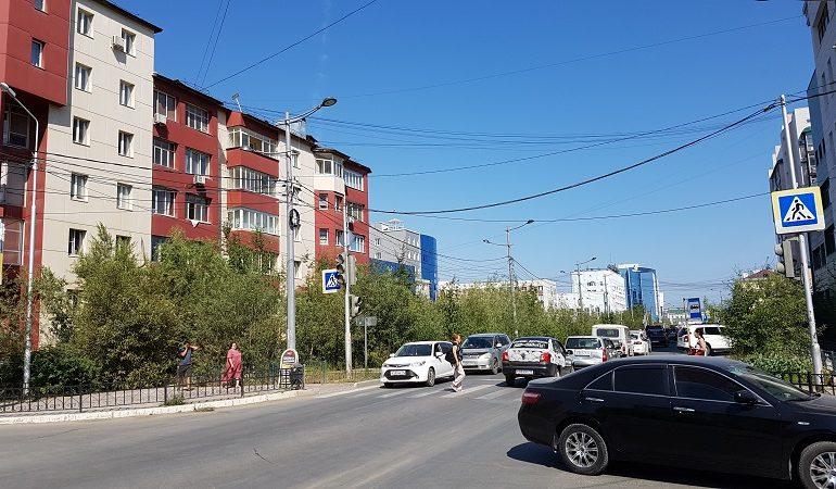 улица якутска