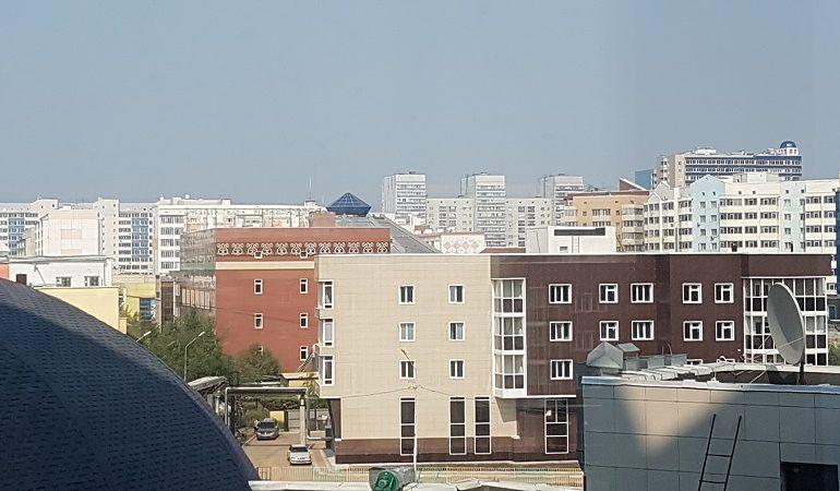 панорама якутска