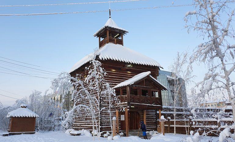 якутск острог